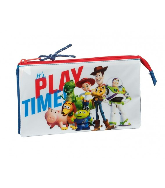 Portatodo Tres Compartimentos Toy Story Play Time
