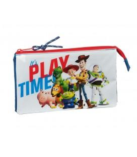 Portatodo Tres Compartimentos Toy Story Play Time