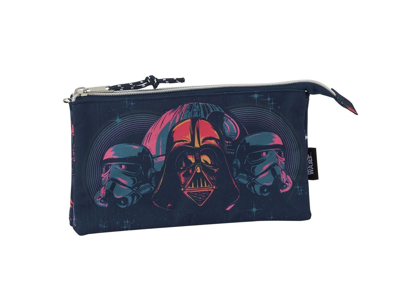 Portatodo Tres Compartimentos Star Wars Death Star