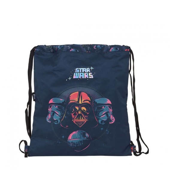 Saco Plano Galaxy Star Wars Death Star