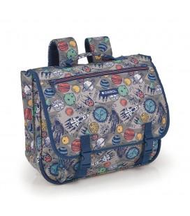 Cartera Escolar Planet Gabol