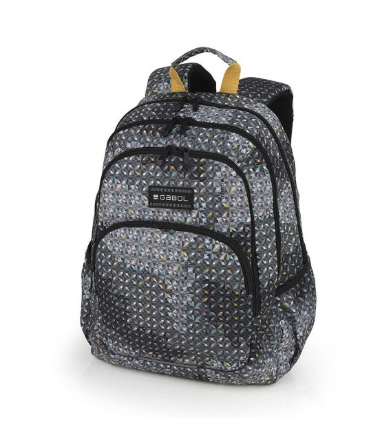 Mochila Escolar Glass Gabol
