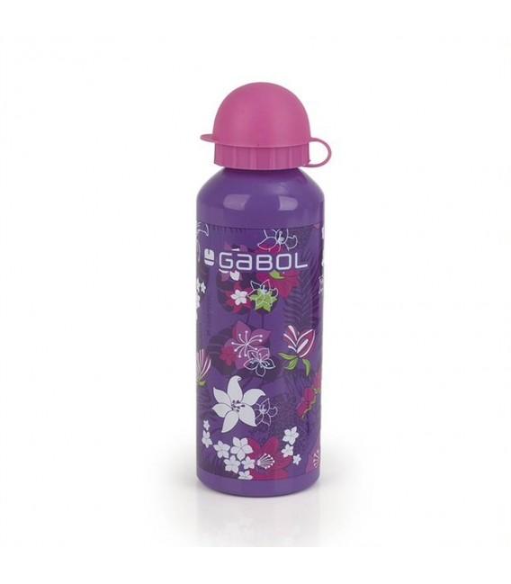 Botella Aluminio Infantil Jasmine Gabol