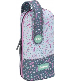 Trolley Convertible Mochila 4 Ruedas Pepe Jeans Denim Dots