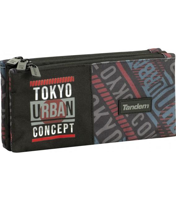 Portatodo Tres Bolsillos Indep Tandem Tokyo