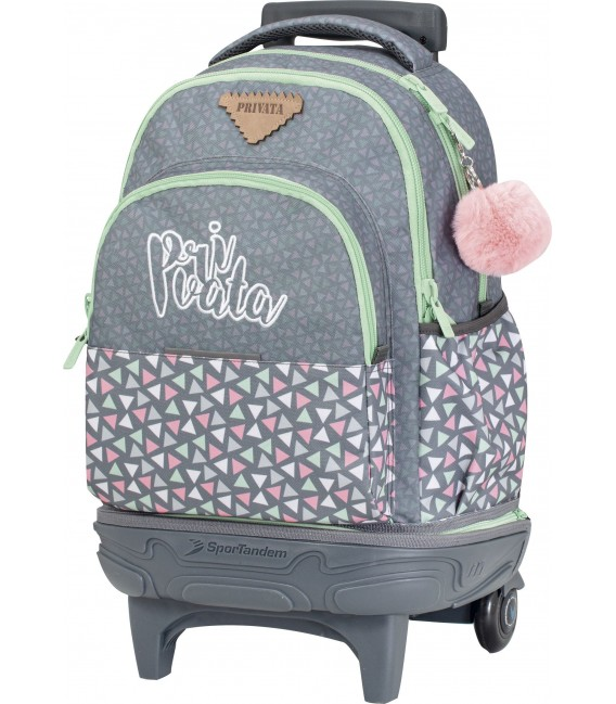 Mochila Carro Compact Desmontable Privata Party