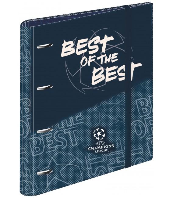 Carpeblock 4 Anillas Champions League The Best