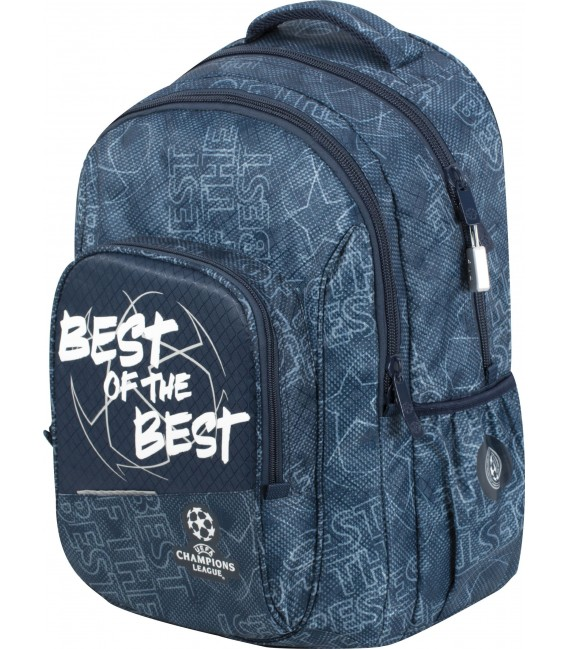 Mochila Doble Cuerpo Grp Ac Champions League The Best