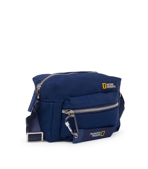 Bolso Bandolera National Geographic Research Azul