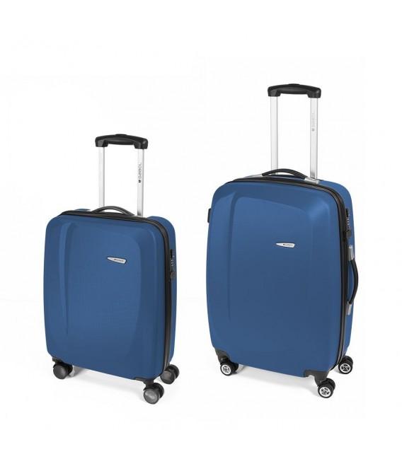 Set 2 Maletas C22-M Gabol Line Azul