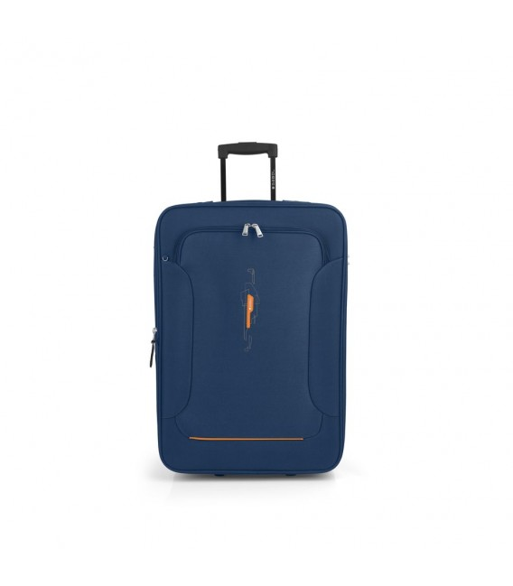 Maleta Trolley Mediana Gabol Week Azul