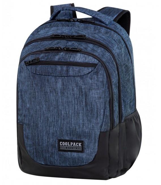 Mochila Escolar Blue Snow Soul Coolpack