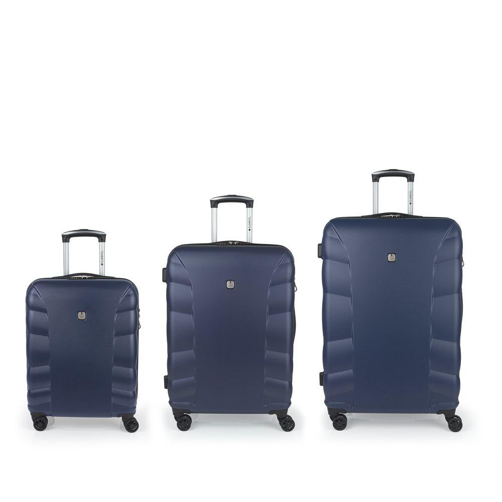 Set 3 Maletas C22-M-L Gabol London Azul