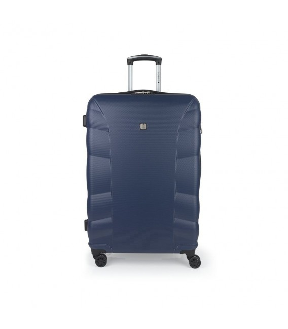 Maleta Trolley Grande Gabol London Azul