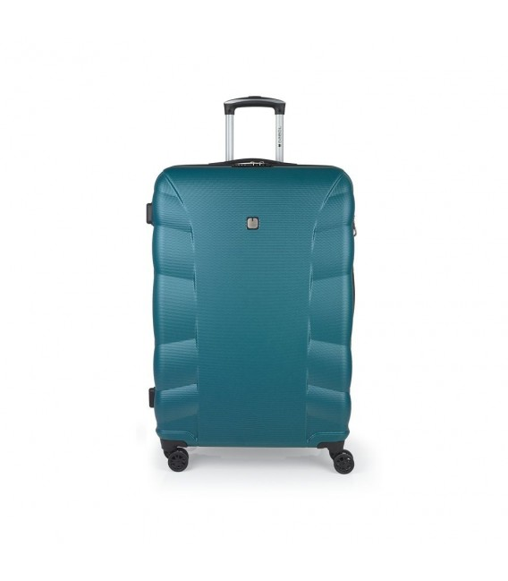 Maleta Trolley Grande Gabol London Verde