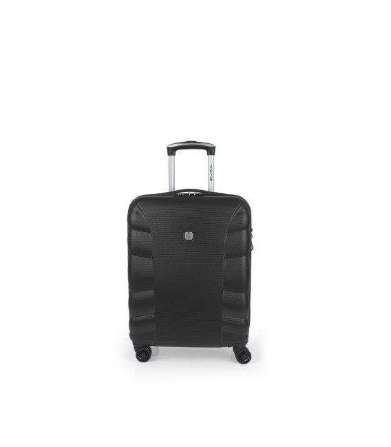 Maleta Trolley Cabina Gabol London Negro