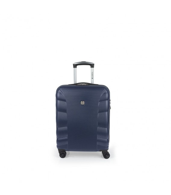 Maleta Trolley Cabina Gabol London Azul