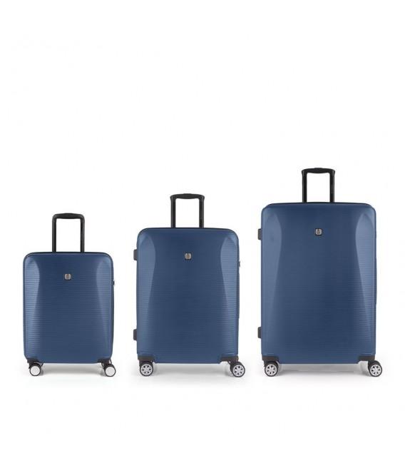Set 3 Maletas C22-M-L Gabol Miami Azul