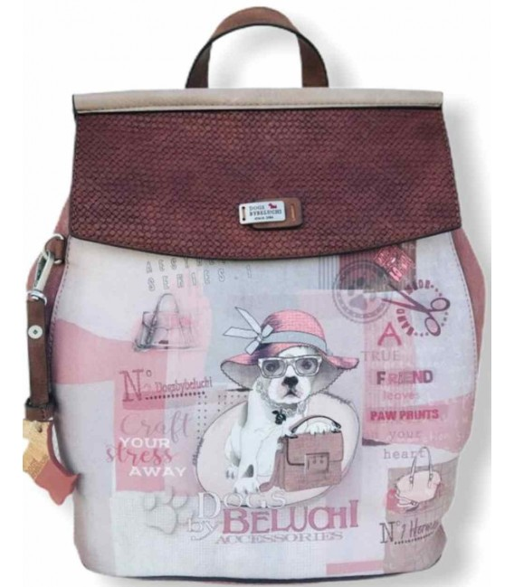 Mochila Perros Dogs by Beluchi