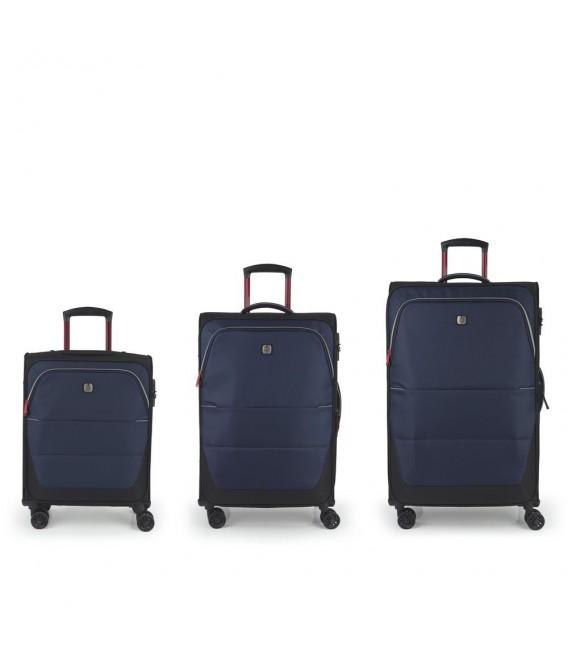 Set 3 Maletas C22-M-L Gabol Concept Azul