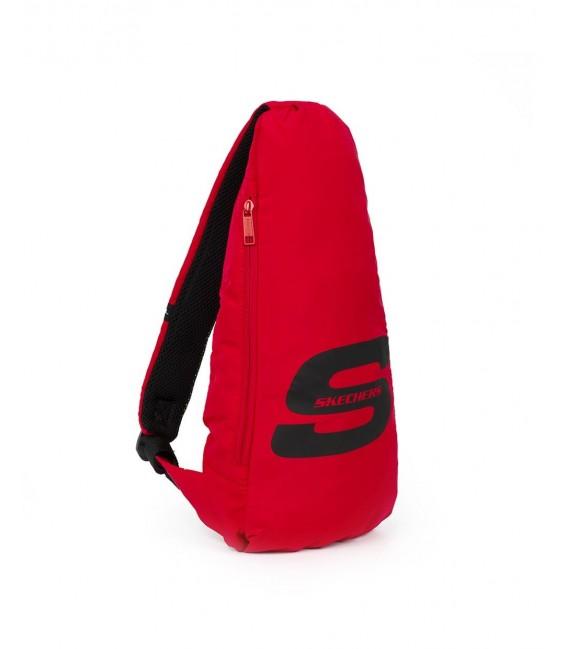 Mochila Pequeña Olympic Skechers Rojo