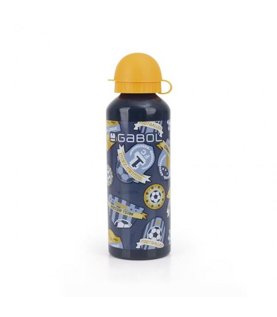 Botella Aluminio Infantil Symbol Gabol