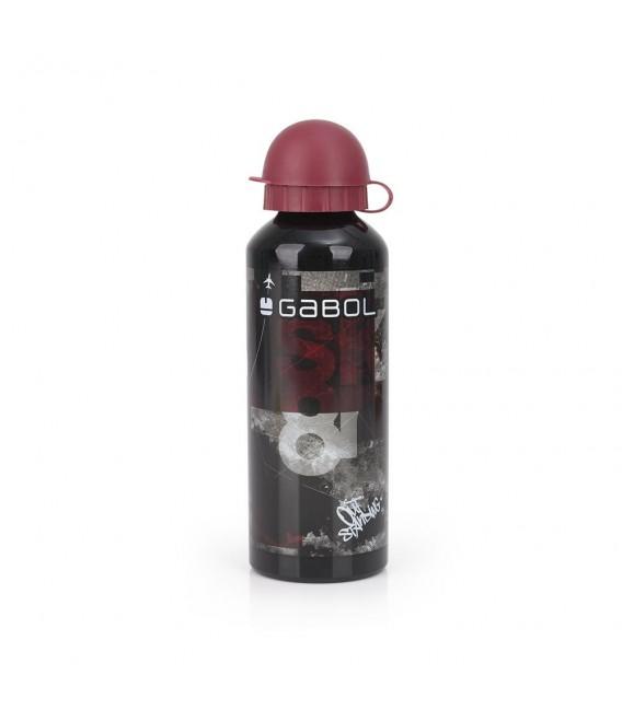 Botella Aluminio Infantil Rebel Gabol