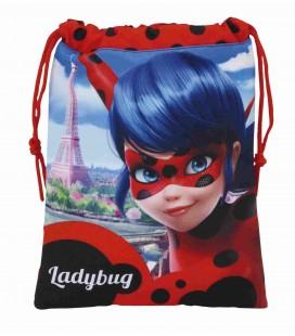 Saco Portamerienda Lady Bug
