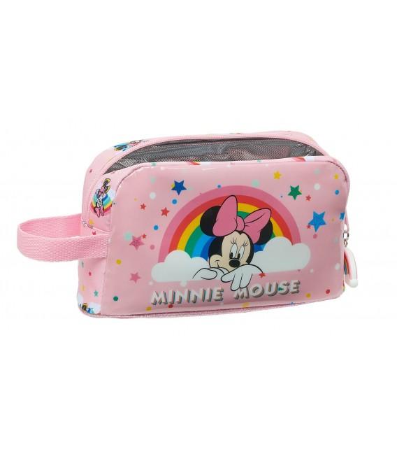 Portadesayuno Termo Minnie Mouse Rainbow