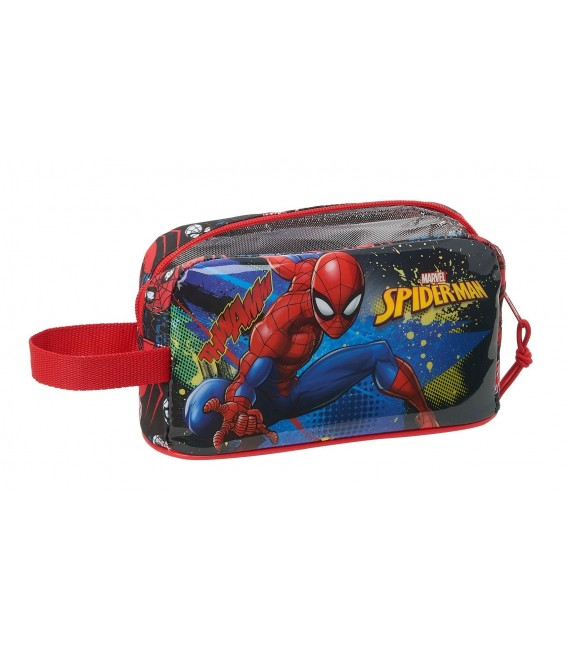 "Portadesayuno Termo Spiderman ""Go Hero"""