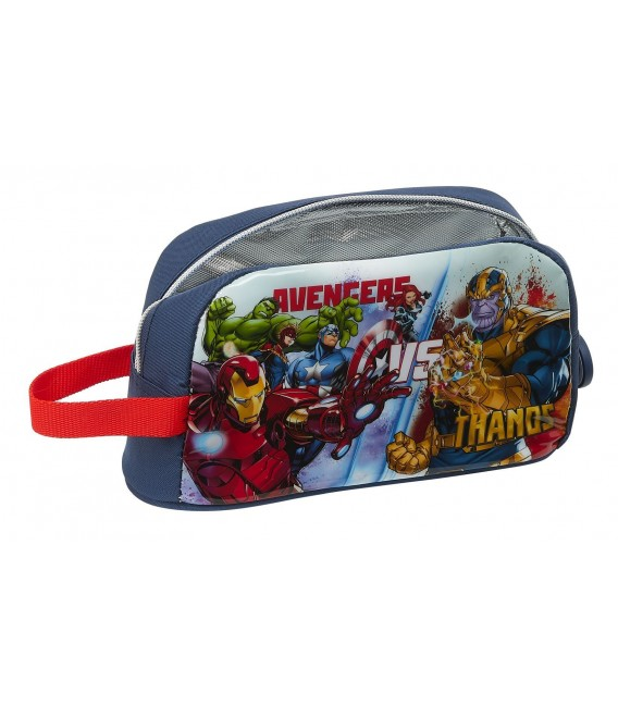 Portadesayuno Termo Avengers Heroes Vs Thanos