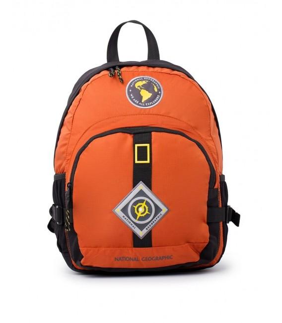 Mochila National Geographic New Explorer Naranja