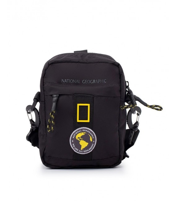 Bolso Bandolera National Geographic New Explorer Negro