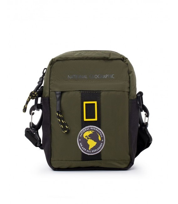 Bolso Bandolera National Geographic New Explorer Kaki