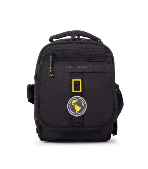 Bolso Cruzado National Geographic New Explorer Negro