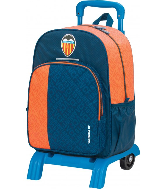 Mochila F5/Ac C/Carro Escolar Valencia C.F 2021