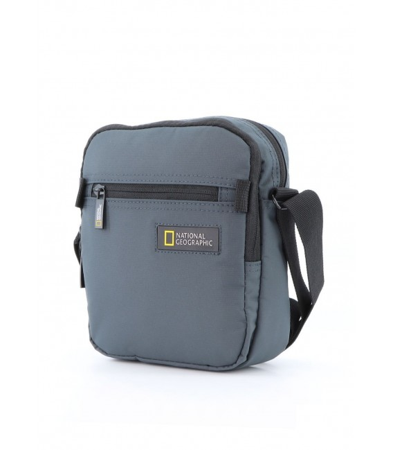 Bolso Bandolera National Geographic Mutation Gris