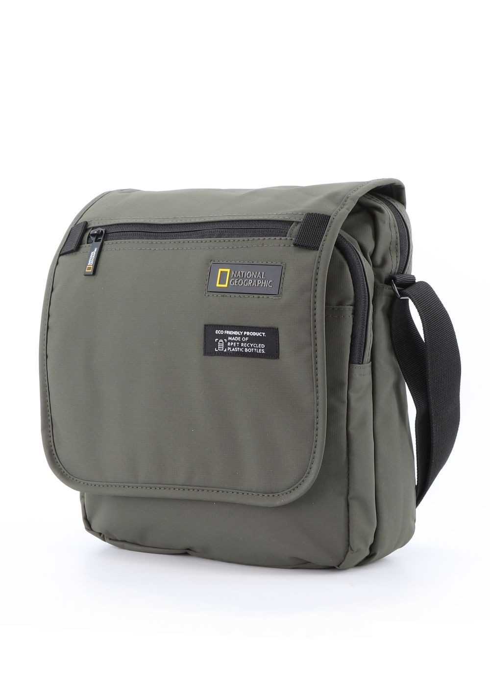 Bandolera Doble National Geographic Mutation Khaki