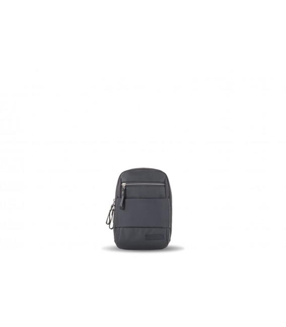Bolso Mochila Cruzado Serie 291800 Liberto Negro