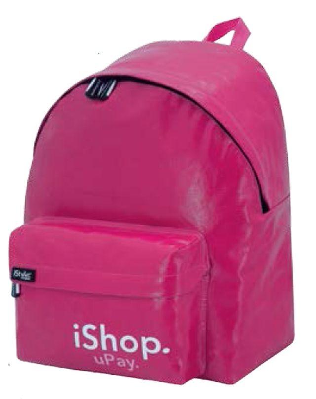 Mochila iStyle Pink