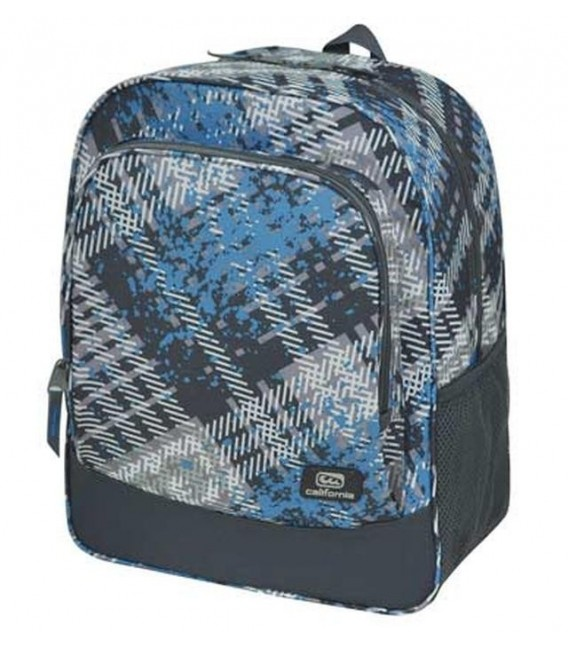 Mochila Adaptable California Beach Azul
