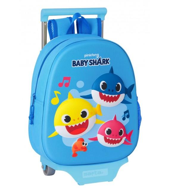 MOCH 3D+CARRO 705 BABY SHARK