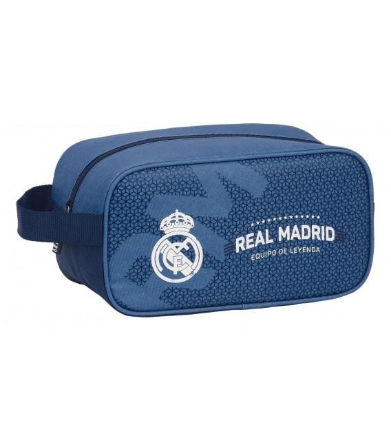 "ZAPATILLERO MEDIANO REAL MADRID ""LEYENDA"""