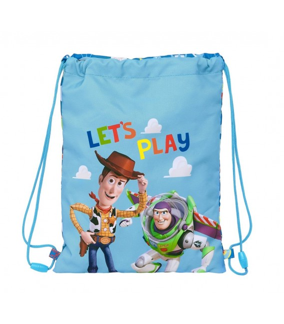 """SACO PLANO JUNIOR TOY STORY """"LET'S PLAY"""""""