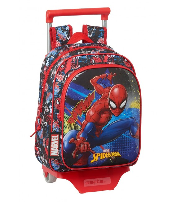"MOCH 524+CARRO 705 SPIDER-MAN ""GO HERO"""