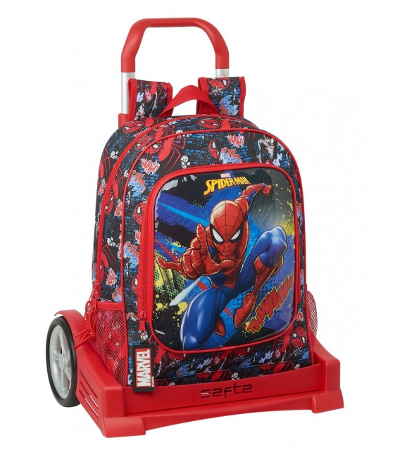 """MOCH 522+CARRO EVOLUTION SPIDER-MAN """"GO HERO"""""""