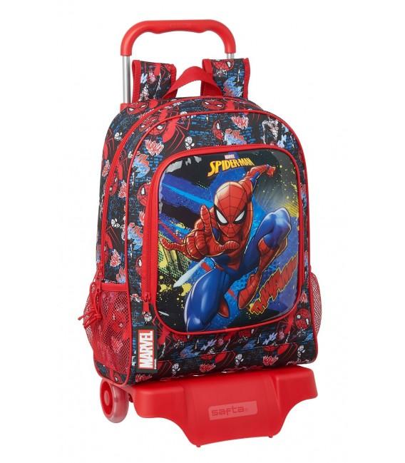 "MOCH 522+CARRO 905 SPIDER-MAN ""GO HERO"""