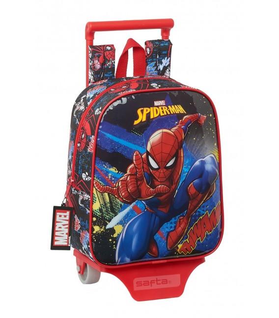 "MOCH 232+CARRO 805 SPIDER-MAN ""GO HERO"""