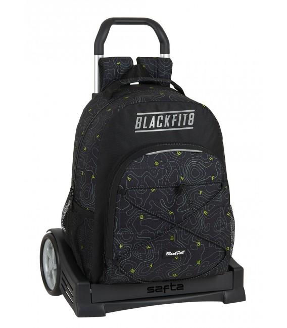 """MOCH 305+CARRO EVOLUTION RECICLABLE BLACKFIT8 """"TOPOGRAPHY"""""""