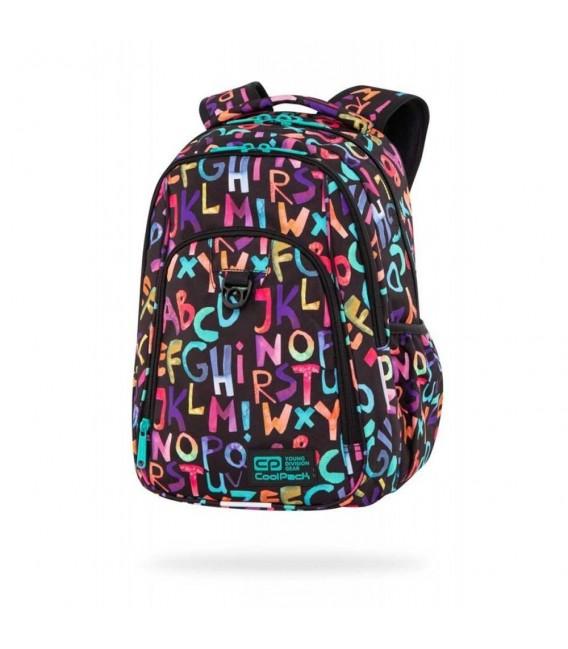 Mochila Escolar Strike L Alphabet Coolpack